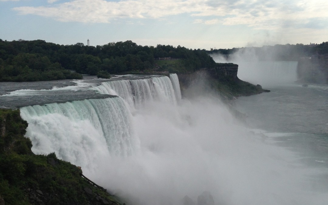 Niagara Falls or Bust!