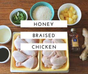 honey-braised-chicken